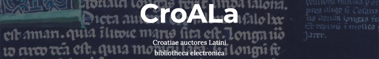 CroALa homepage